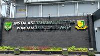 Smart Instalasi Tahanan Militer TNI AD. (Foto: Nanda Perdana/Liputan6.com)