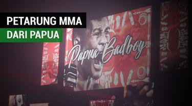 Berita video petarung mixed martial arts (MMA) dari Papua meraih kemenangan pada laga debut di One Championship Total Victory, Jakarta, Sabtu (16/9/2017).