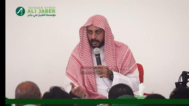 Ucapan Duka atas Meninggalnya Syekh Ali Jaber