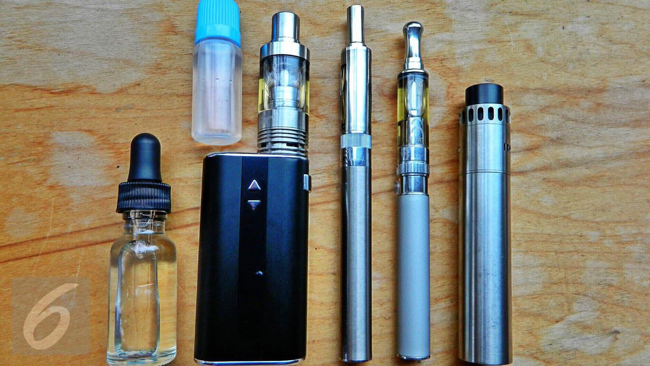 Produsen Minta Pemerintah Turunkan Tarif Cukai Rokok Elektrik