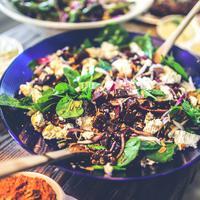 Ilustrasi Makanan Olahan Protein Nabati Credit: pexels.com/Kaboompics