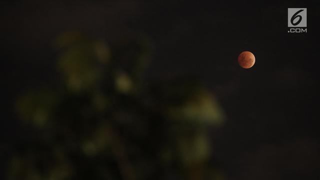 Gerhana Bulan Total 28 Juli 2018 Disebut Sebagai Yang Terlama Ini 3