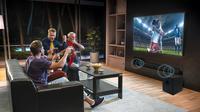 Polytron kembali meluncurkan inovasi produk baru Cinemax Soundbar, satu – satunya LED TV yang dilengkapi speaker soundbar dan subwoofer dengan harga terjangkau