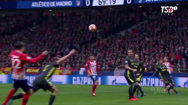 Berita video highlights Liga Champions yang mempertemukan Atletico Madrid mengahadapi Juventus yang berakhir dengan skor 2-0.
