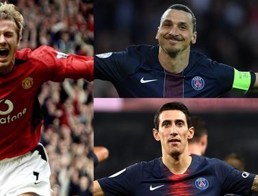 Pesepak Bola yang Pernah Membela Manchester United dan PSG