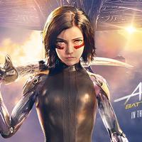 Film Alita: Battle Angle (Sumber: foxmovies)