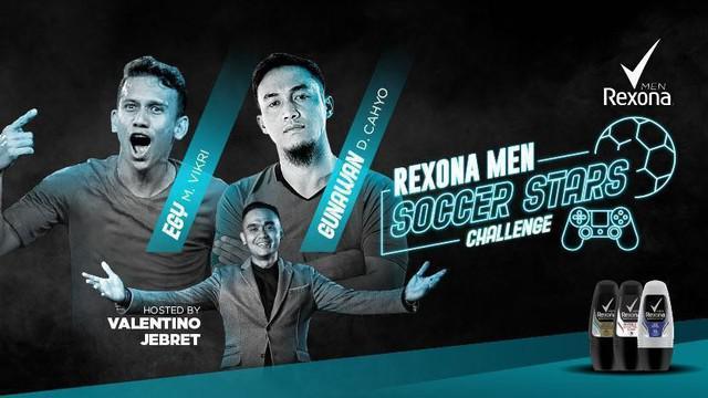 Berita Video Tonton Lagi Rexona Men Soccer Star Challenge, Egy Maulana Vs Gunawan Dwi Cahyo