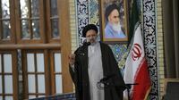 Ulama Konservatif Iran Ebrahim Raisi (Office of the Iranian Supreme Leader/AP)