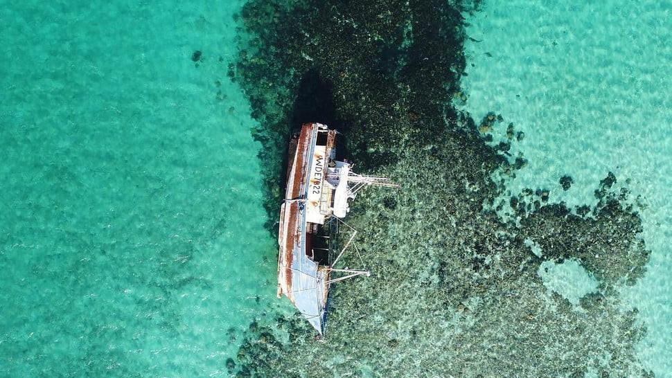 Kepulauan Mariana Utara. (Doc: Jack670/Dronestagram)
