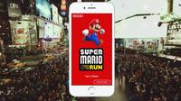 Kesan pertama bermain Super Mario Run. (Doc: Gamerant)