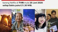Film Dokumenter Netflix di TVRI (Instagram/ netflixid)