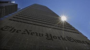 New York Times Buat Tajuk Bersejarah tentang Senjata Api di AS