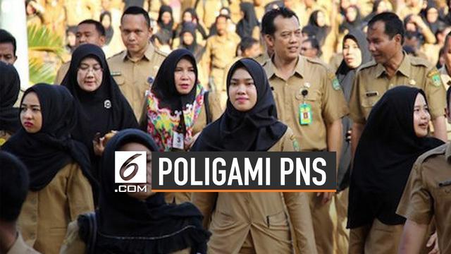Aturan Hukum Poligami Bagi PNS