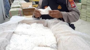 Pabrik narkoba di Bantul