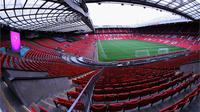 Markas Manchester United, Old Trafford, Manchester. (FIFA)