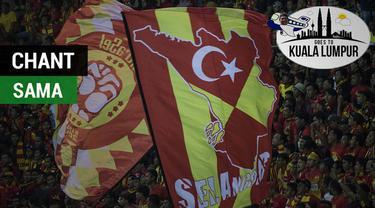 Berita video momen mendengar chant Ultras Selangor FA yang sama dengan nyanyian dari suporter Arema, Aremania, pada laga debut Evan Dimas dan Ilham Udin Armaiyn di Liga Malaysia.