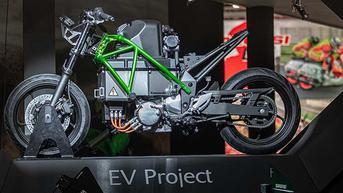 Kawasaki Siapkan Motor Baru dengan Teknologi Hybrid