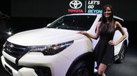 All new Toyota Fortuner hadir dengan wajah yang lebih elegan