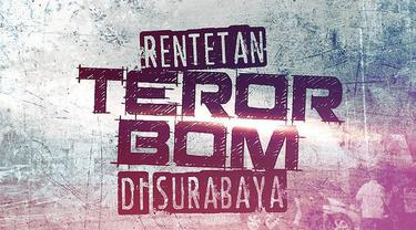 Selama dua hari berturut-turut serangkaian teror bom menghantam kota Surabaya Jawa Timur. Belasan orang tewas dan puluhan lainnya luka-luka akibat aksi keji yang diyakini polisi dilakukan JAD.