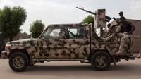 Militer Nigeria yang melawan kelompok Boko Haram. (AFP)