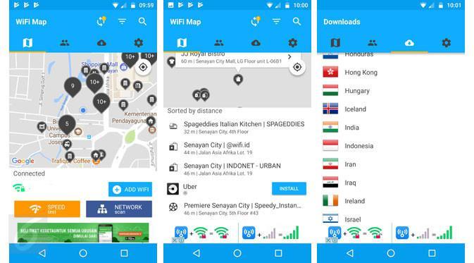 Temukan Wifi Gratis Di Sekitar Kamu Dengan 3 Aplikasi Ini Tekno Liputan6 Com