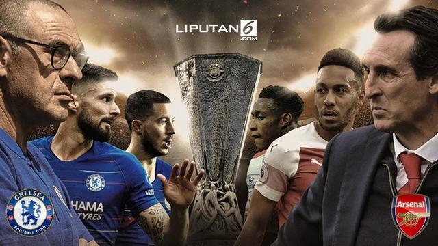 Chelsea Vs Arsenal, Siapa yg Pantas Mengangkat Trofi Liga Europa? – Dunia Agenbola