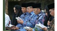 6 Momen Spesial Ulang Tahun SBY Sekaligus 100 Hari Wafatnya Ani Yudhoyono (sumber: Instagram.com/kibcentre)
