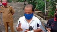 Agus Jakaria, Ketua RT 03 RW 07, Kelurahan Lontar Baru, Kecamatan Serang, Kota Serang, Banten. (Liputan6.com/Yandhi Deslatama)