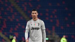 1. Cristiano Ronaldo (Juventus) - 14 gol dan 5 assist (AFP/Tiziana Fabi)