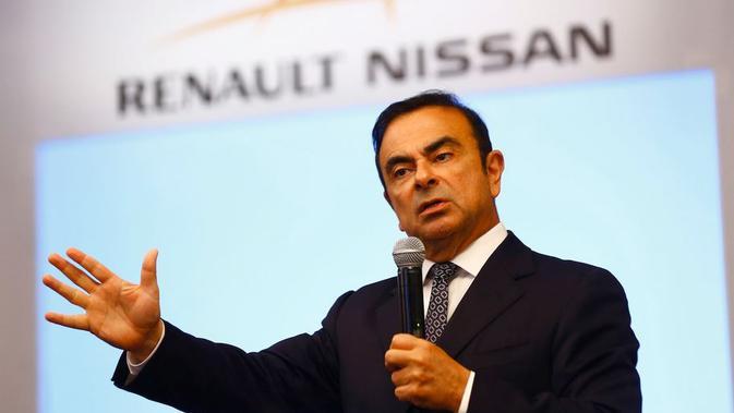 IMAS Efek Kasus Carlos Ghosn Sudah Merambat ke Indonesia - Otomotif Liputan6.com