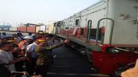 Kereta Logistik Pelabuhan