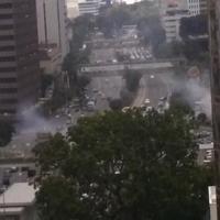 Terkait ledakan bom di Jakarta, Presiden angka bicara