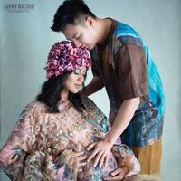 Anak Baim Wong dan Paula Verhoeven telah lahir. (Sumber: Instargam/@doleytobing)
