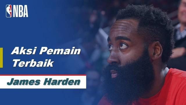 Berita Video James Harden Bawa Houston Rockets Menang Melawan Boston Celtics 116-105