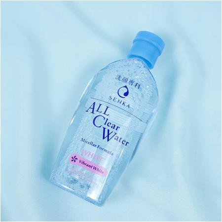 Senka All Clear Water - Vibrant White/copyright sociolla.com