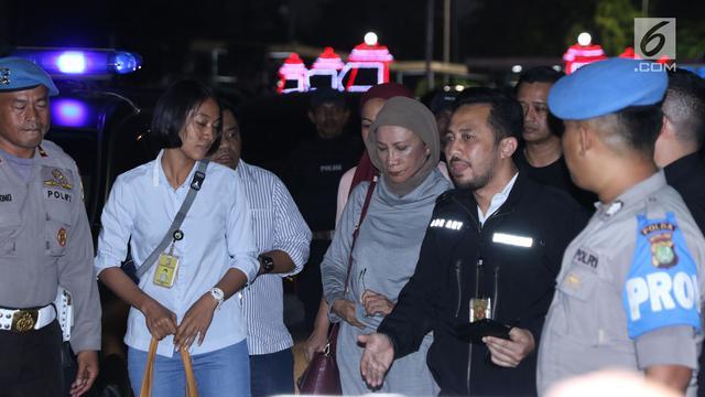 Ratna Sarumpaet Ditangkap Polisi