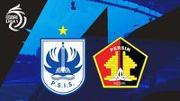 BRI Liga 1 - PSIS Semarang Vs Persik Kediri (Bola.com/Adreanus Titus)