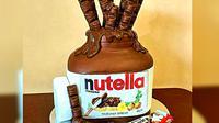 Selai Cokelat Campur Kacang Sedap Merek Nutella Bisa Picu Kanker?