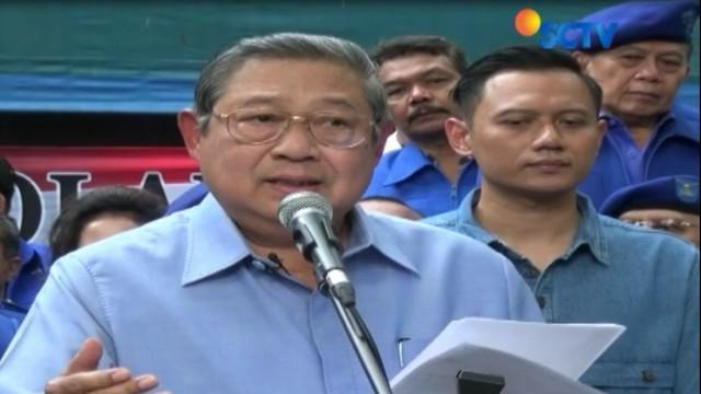 SBY melaporkan Firman Wijaya ke Bareskrim Mabes Polri, atas tuduhan pencemaran nama baik.