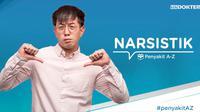Cari Tahu Gangguan Kepribadian Narsistik. sumberfoto: Klikdokter.com