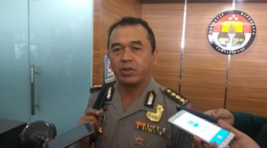 Kabid Humas Polda Jatim Kombes Frans Barung Mangera (Liputan6.com/Nafiysul Qodar)