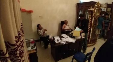 Wakil Bupati Padang Lawas Utara Diamankan Polisi, Diduga Terkait Politik Uang