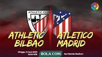 Prediksi Athletic Bilbao Vs Atletico Madrid (Bola.com/Gregah Nurikhsani)