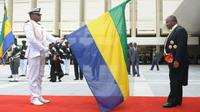 Kemerdekaan Gabon sama seperti Indonesia dirayakan pada setiap 17 Agustus (AFP)