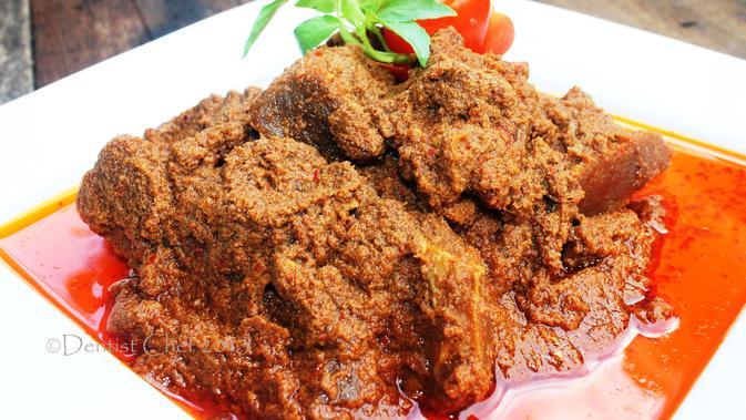 Resep Rendang Daging Untuk Menu Lebaran Dari Daging Sapi Hingga Daging Ayam Ramadan Liputan6 Com
