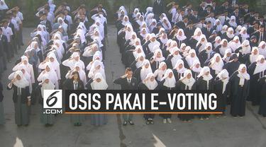 Rencana Sulsel Pilih Ketua OSIS Serentak Pakai e-Voting