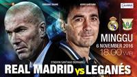 Real Madrid vs Leganes (Liputan6.com/Abdillah)
