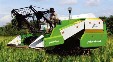 Mesin combine multikomoditas produksi PT Pindad (Persero). (Foto: Pindad)