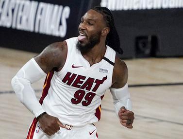 Miami Heat Menang Dramatis atas Boston Celtics di Gim Pertama Final Wilayah Timur NBA