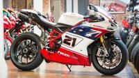 Unit terakhir Ducati 1098R Troy Bayliss Limited Edition